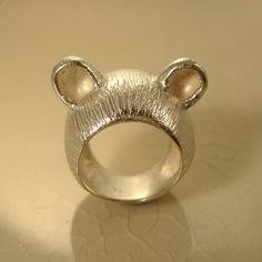 i'm all ears ring...cute!