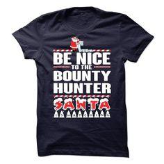 BOUNTY-HUNTER - Xmas 2015 Perfect Gift - #best friend shirt #sweater shirt. CLICK HERE => https://www.sunfrog.com/No-Category/BOUNTY-HUNTER--Xmas-2015-Perfect-Gift.html?68278