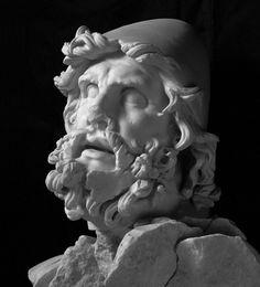 Ulysses blinding Polyphemus, Sperlonga, Italy. www.italianways.com/ulysses-blinding-polyphemus-the-odyssey-in-sperlonga/
