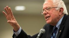 Bernie Sanders for the first time compared himself to the frontrunner for the Democratic Presidential nomination Hillary Clinton and stated some of the differences between the two of them regarding same sex marriage and foreign policy. #uspolitics