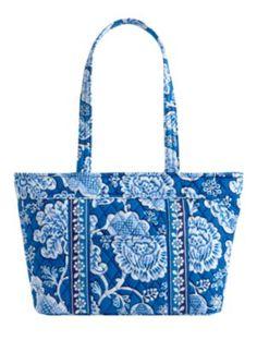 my new favorite vera bradley pattern...blue lagoon.