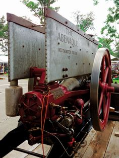 5 HP Abenaque: The Knack for Innovation - Gas Engines - Gas Engine Magazine