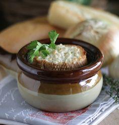 French onion soup -- veganized! #vegan #recipes