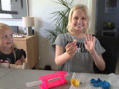 Modellervoks Anna Mai 2 - YouTube