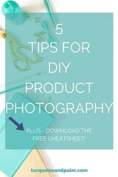 5 Tips For DIY Product Photography | Photos are so important to your business, your potential customers will decide whether or not to do…