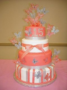 Quinceanera Cakes | Fabys_Quinceanera_Cake | Cakes By Erika: