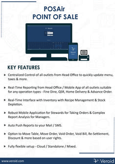 Point Of Sale, Mobile App, Mobile Applications