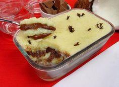 Tempo: 40min (+2h de geladeira) Rendimento: 8 Dificuldade: fácil Ingredientes: 2 latas de leite condensado 4 colheres (sopa) de margarina 1 garrafa de leit