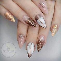 #naildesign #nailart #Stilettonailart