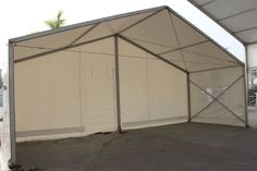 Aluminium alloy frame of military tent
