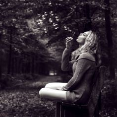 #Storytelling #Story #Blonde #Girl #Bubble #Soap #Soapbubbles #Forest #Black #White #bw #Atmosphere #Inspiration #Photoshoot #Photographer #Photography #Light #Beautiful #Curls #Azzeria #Assen