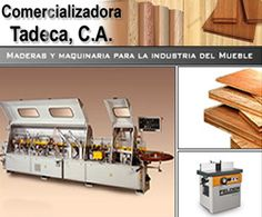 Somos una Empresa dedicada a la distribución de productos de la más alta calidad, nacionales e importados, para la industria del mueble y la madera. Estamos ubicados en Zona Industrial Municipal Norte, Avenida Este - Oeste, Nº 6, Galpón Nº 2. Valencia, Edo. Carabobo. O puedes llamarnos al  (0241) 838.42.75.