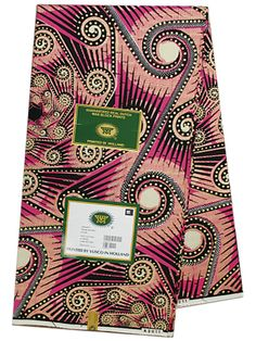 Empire Textiles | Vlisco | Vlisco Limited Edition | VEH104 Vlisco Embellished Hollandais