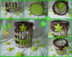 ☸ hnědá lucerna+zelená ☸