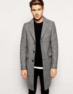 "herringbone harris tweed ""overcoat"" - Google Search"
