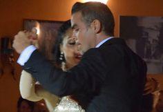 Show Virginia Laura Porrino & Claudio Ceballos Cruz al Tango Loft di Cagliari | Tacchi Solitari