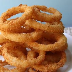 Onion Rings - The Crispiest and Best EVER