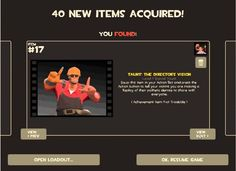 Team Fortress 2 Hack Cheat Tool [items unlocker hack and aimbot] Proof
