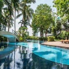 4 Sterne Hotel Chatrium Residence Sathon Bangkok - Bangkok, Thailand
