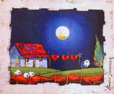 Annette Dannhauser - Love Lives Here x Drawing For Kids, Decoupage, Painting Art, Paintings, Art Gallery, Doodles, Pastel, Drawings, Artist