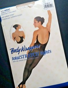 3559a65fe82 Body Wrappers A93 Jazzy Tan L XL Stirrup Foot Body Tights with Straps   BodyWrappers