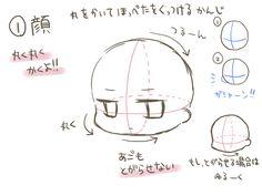デフォルメの描き方 [2]