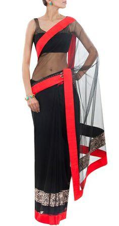 Deepika Padukones Manish Malhotra sari in Yeh Jawaani Hai Deewani
