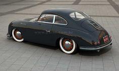 1953 outlaw coupe porsche 356 - Google Search