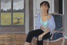 Nicole Le Groumellec, Doux Oiseau de Jeunesse 2 on ArtStack #nicole-le-groumellec #art