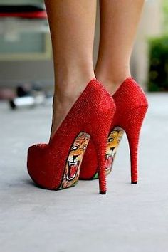 red bottoms? try LION bottoms. catch up.