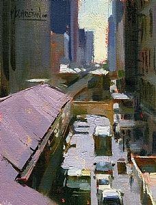 Jennifer McChristian - Work Detail: Over the El