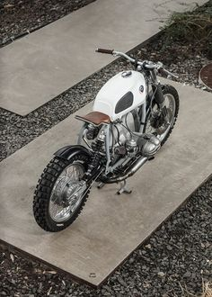 BMW R80RT Scrambler by Vagabund