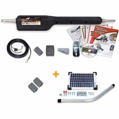 Find Mighty Mule Automatic Gate Opener Rancher Solar Combo Kit, in the Gate Openers category at Tractor Supply Co.The Mighty Mule Automatic Gate Opener, Fencing Supplies, Gate Openers, Single Swing, Tractor Supplies, Tractors, Solar, New Homes, Kit