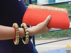 Clutches that will add a hint of color to your New Year attires...