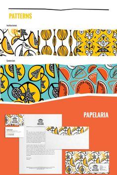Melão Mossoró assinado pelos designers Mariana Jorge e pelo Thiago Lim�