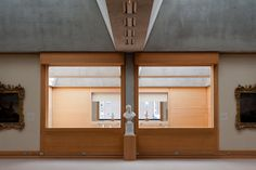 Louis Kahn. Yale Center for British Art, New Haven, Ct. 1966