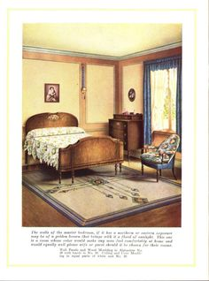 Artistic home decoration: The Alabastine Company, 1920