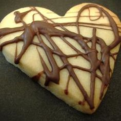 Awesome Choco shortbreads, everyone raves about these!  Make some for your family today!