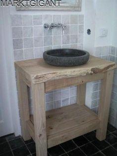 ... wasbak more badkamer ideeën badkamer het kantoor granieten wasbak