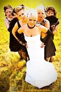 Vintage Glam Rock Wedding - Bing Images
