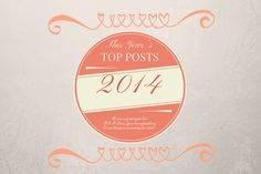 P.S. I Love You Scrapbooking Top posts for 2014 - See which craft projects and pages were the most popular  www.psiloveyouscrapbooking.com