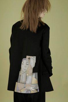 Wonderful collection ALBERTO ZAMBELLI autumn/winter 15/16