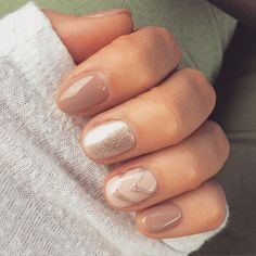 Have an appreciation for neutral nail colors? You& in the right place because we& sharing some of the most on trend neutral nail color designs Neutral Nail Color, Nail Colors, Neutral Gel Nails, Love Nails, My Nails, Fall Nails, Shellac Nails Glitter, Acrylic Nails, French Manicure Short Nails