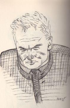 Tullio Pericoli Jacques Deridda