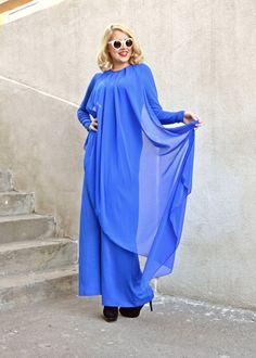 Now trending: Blue Extravagant Jumpsuit / Funky Loose Jumpsuit / Plus Size Jumpsuit / Elegant Blue Jumpsuit TJ13 https://www.etsy.com/listing/252798288/blue-extravagant-jumpsuit-funky-loose?utm_campaign=crowdfire&utm_content=crowdfire&utm_medium=social&utm_source=pinterest