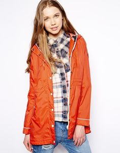 Image 1 ofBellfield Festival Parka With Tropical Lining