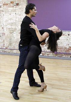 Gleb Savchenko  Vanderpump  - Dancing With the Stars  -  1st night   -  Season 16  -   Spring 2013