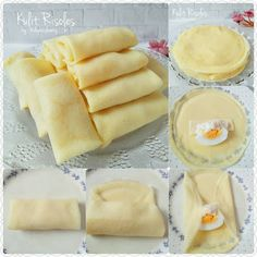 Kitchen Recipes, Snack Recipes, Cooking Recipes, Snacks, Breakfast Bites, Malaysian Food, Food Decoration, Indonesian Food, Savoury Dishes