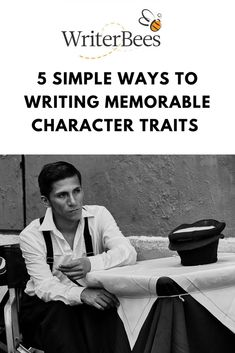 This week we're focusing on Character Traits. Read these five easy steps that you can implement directly when developing your characters. Check out www.writerbees.com. If you enjoyed this article, please share it, hit that cheeky like button and leave a comment. Every bit helps. #Writerbees #blogger #writer