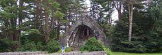 Catholic. Ohio Shrines, Holy places. Imaculate Conception. Lourdes. Pilgrimage. Divine Mercy.
